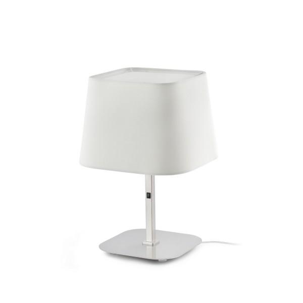 Lampe de chevet lampe chambre for Lampe de chevet blanche