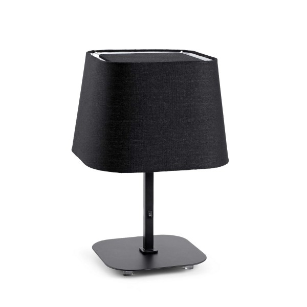 lampe design noire lampe de chevet. Black Bedroom Furniture Sets. Home Design Ideas