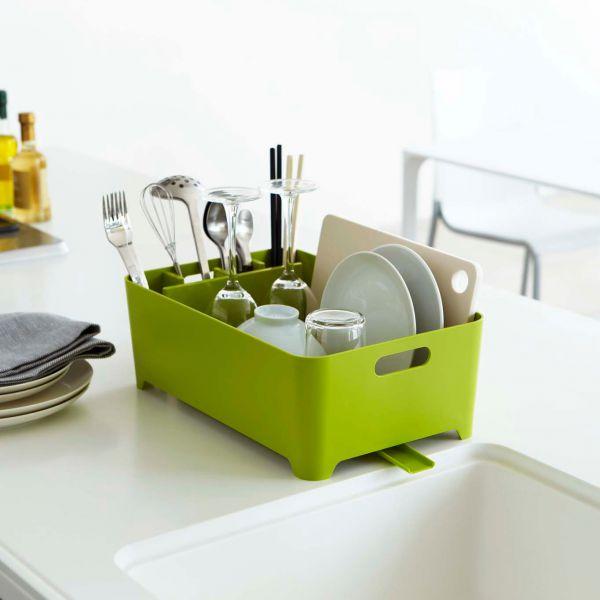Egouttoir vaisselle vert design et petit egouttoir seche vaisselle pas cher - Egouttoir vaisselle pas cher ...
