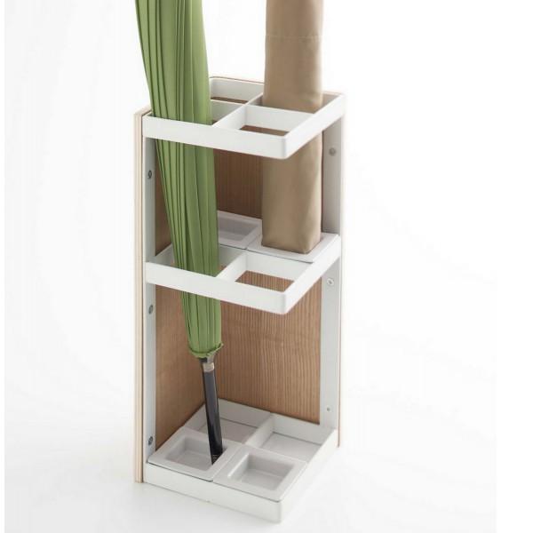 porte parapluie bois et acier design porte parapluie pas cher et l gant. Black Bedroom Furniture Sets. Home Design Ideas