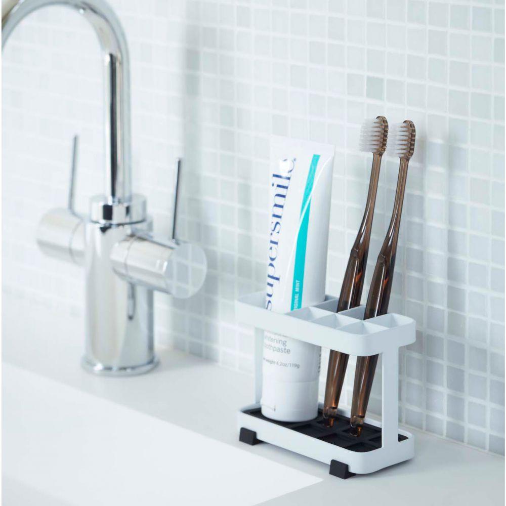 Porte brosse à dents   accessoire salle de bain   deco et saveurs