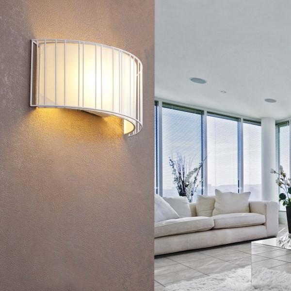 Applique murale exterieure blanche applique led blanche for Applique murale exterieure faro