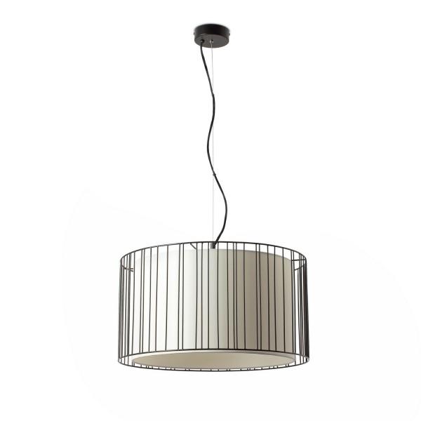 suspension luminaire blanc design original lampes modernes faro. Black Bedroom Furniture Sets. Home Design Ideas