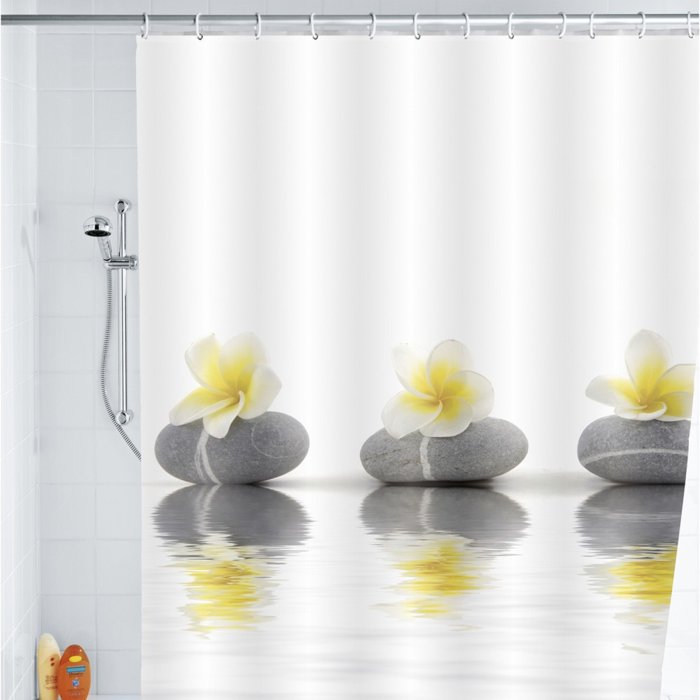 rideau douche original. Black Bedroom Furniture Sets. Home Design Ideas