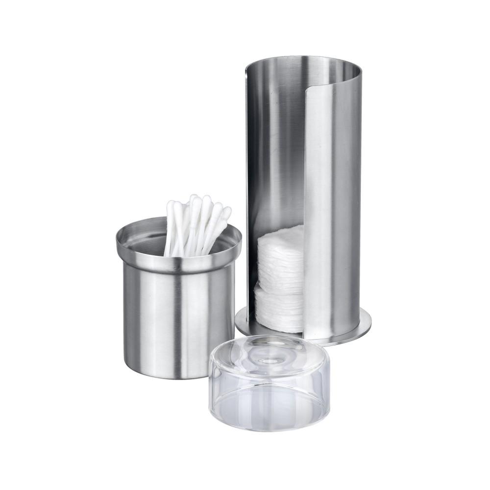 Accessoire salle de bain inox for Accessoire rangement salle de bain