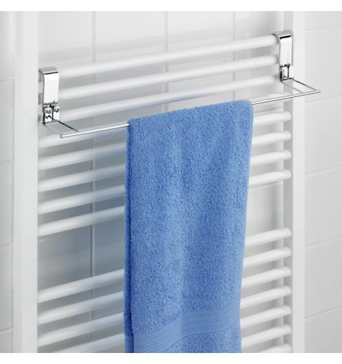 Porte serviette mural range serviette wenko - Range serviette de bain ...