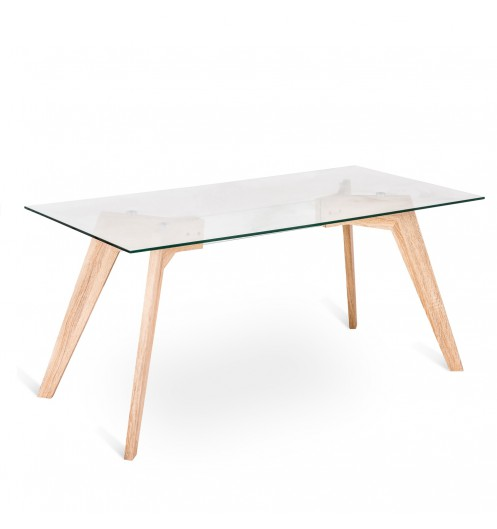 Table manger design transparente table originale - Table a manger originale ...