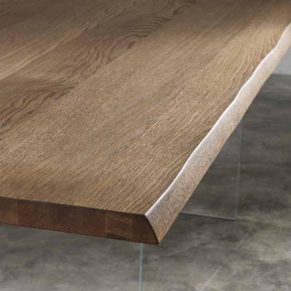 table design en bois salon. Black Bedroom Furniture Sets. Home Design Ideas