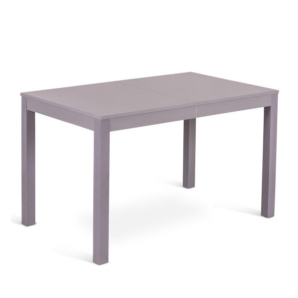 Table a manger en bois grise table a rallonge design - Table a manger grise ...