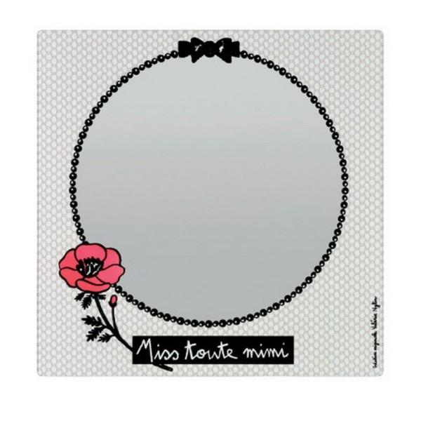 Miroir salle de bain color miroir maquillage derri re for Derriere la salle de bain