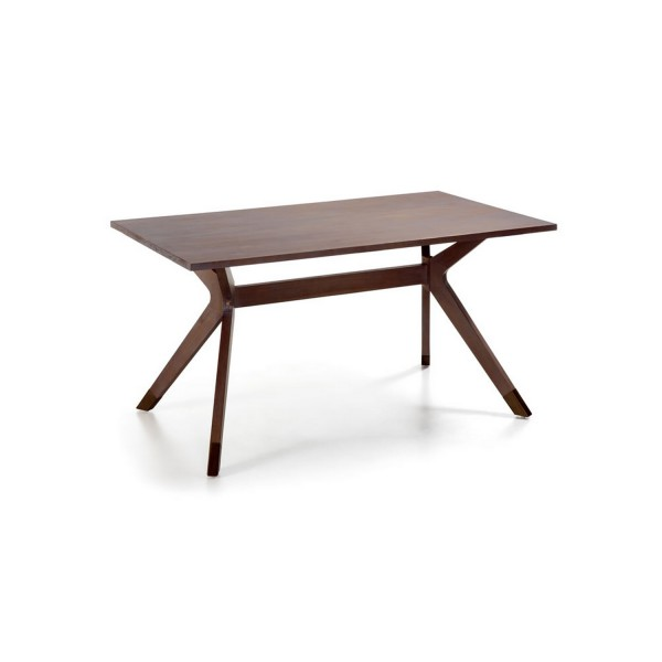 Table de salle a manger table de sejour en bois for Table de salle a manger 160 cm
