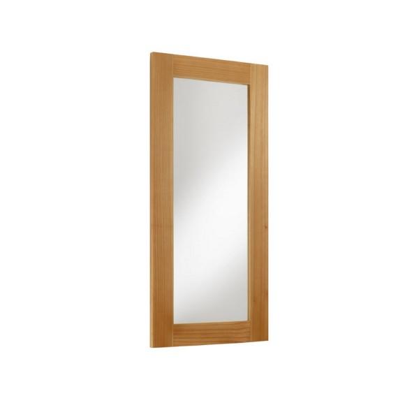 Miroir bois pas cher maison design for Stickers miroir pas cher