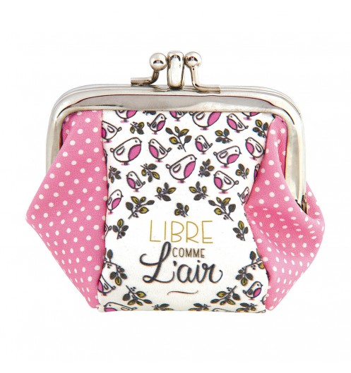 Porte monnaie original petit porte monnaie femme dlp for Decoration derriere la porte