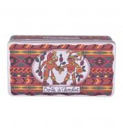 Boite à chocolats en métal Incas DLP