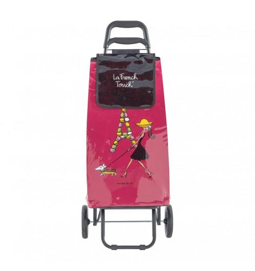 poussette de march color e chariot de course. Black Bedroom Furniture Sets. Home Design Ideas