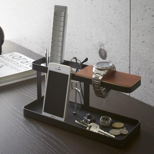vide poche tendance vide poche en acier. Black Bedroom Furniture Sets. Home Design Ideas