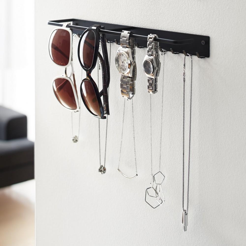 porte bijoux noir. Black Bedroom Furniture Sets. Home Design Ideas