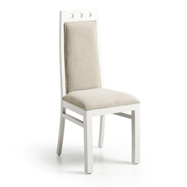 Chaise blanche design maison design for Chaise design blanche