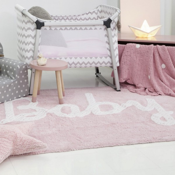 tapis chambre bebe rose. Black Bedroom Furniture Sets. Home Design Ideas