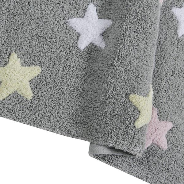 tapis enfant lavable 100 coton vert multicolore lorena canals. Black Bedroom Furniture Sets. Home Design Ideas