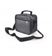 Sac isotherme repas valisette grise