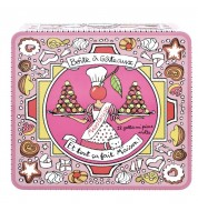 Boite à gâteaux en relief « fait maison » dlp
