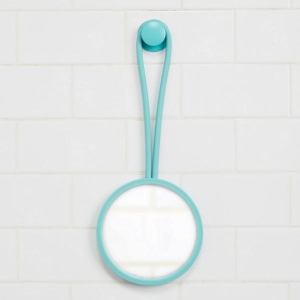 Miroir de douche accessoire salle de bain for Miroir deco salle de bain