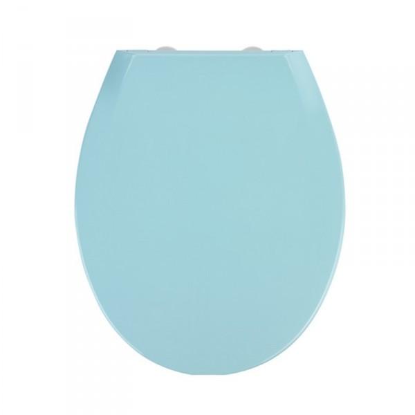 Abattant wc bleu lunette toilette originale - Lunette de toilette originale ...