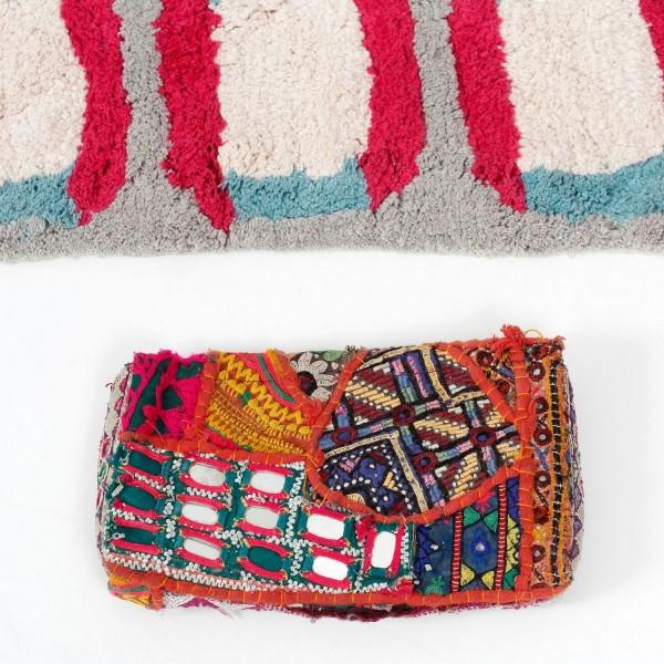 Tapis salon multicolore tapis original lavable en machine for Grand tapis lavable en machine