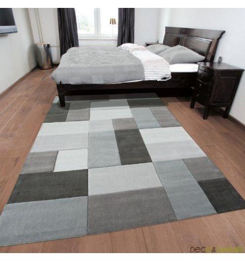 tapis chambre gris conceptions de maison