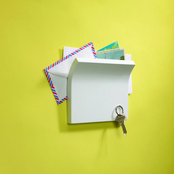 accroche cl magn tique et porte courrier umbra boutique d coration. Black Bedroom Furniture Sets. Home Design Ideas