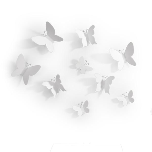 D coration murale papillon umbra mariposa deco et for Decoration murale papillon