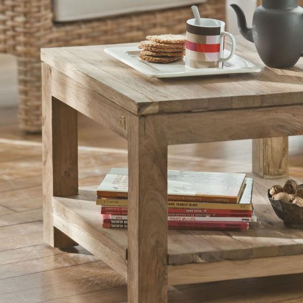 Table basse carree grise d coration de maison - Table basse carree grise ...