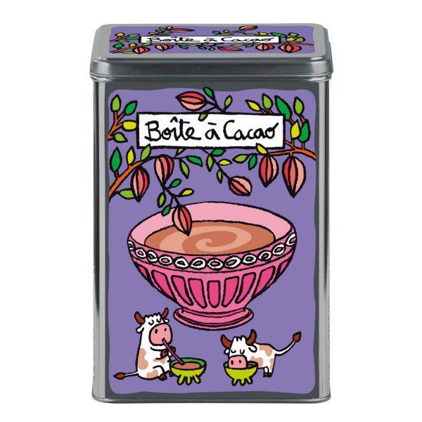 Boite cacao derriere la porte boite metal solide - Boite derriere la porte soldes ...