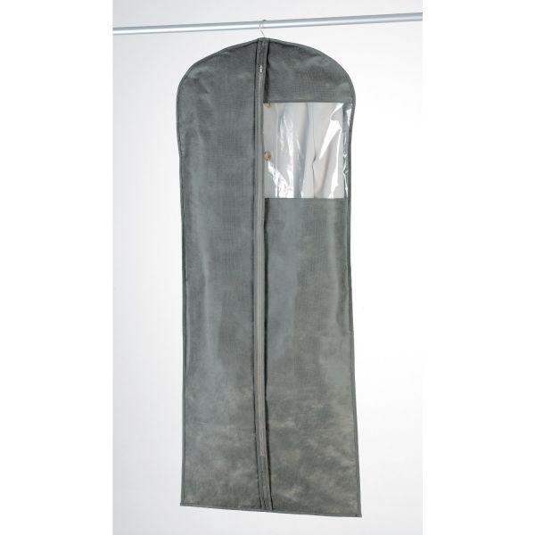 housse de rangement vetement housse vetement grise. Black Bedroom Furniture Sets. Home Design Ideas