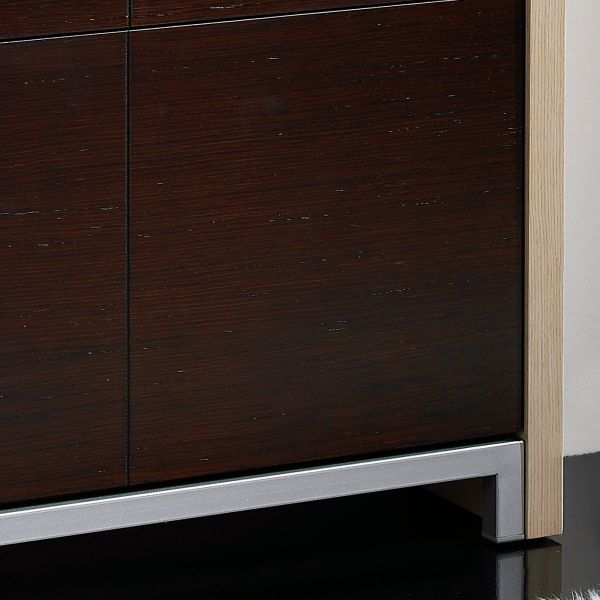 meuble chaussures 4 compartiments wenge entr e. Black Bedroom Furniture Sets. Home Design Ideas