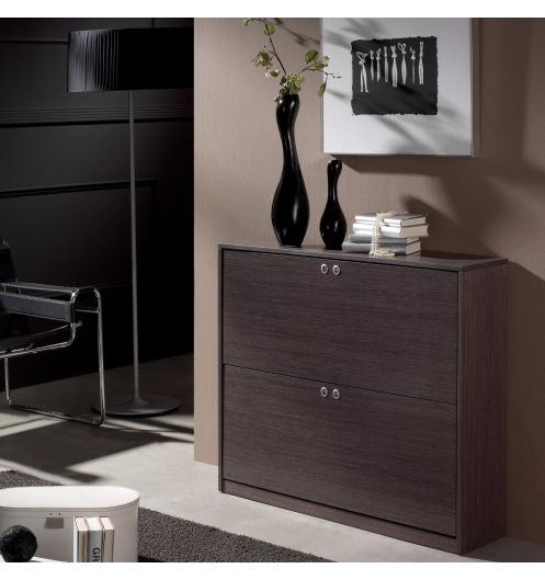 meubles chaussures wenge. Black Bedroom Furniture Sets. Home Design Ideas