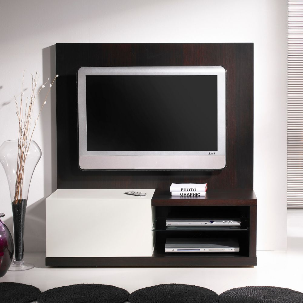 meuble tv blanc ferme meilleures id es pour votre maison. Black Bedroom Furniture Sets. Home Design Ideas