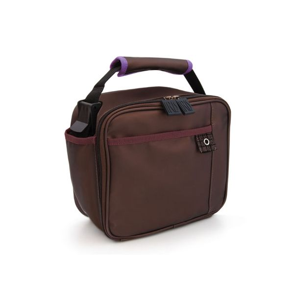 lunch box isotherme iris valisette chocolat deco et. Black Bedroom Furniture Sets. Home Design Ideas