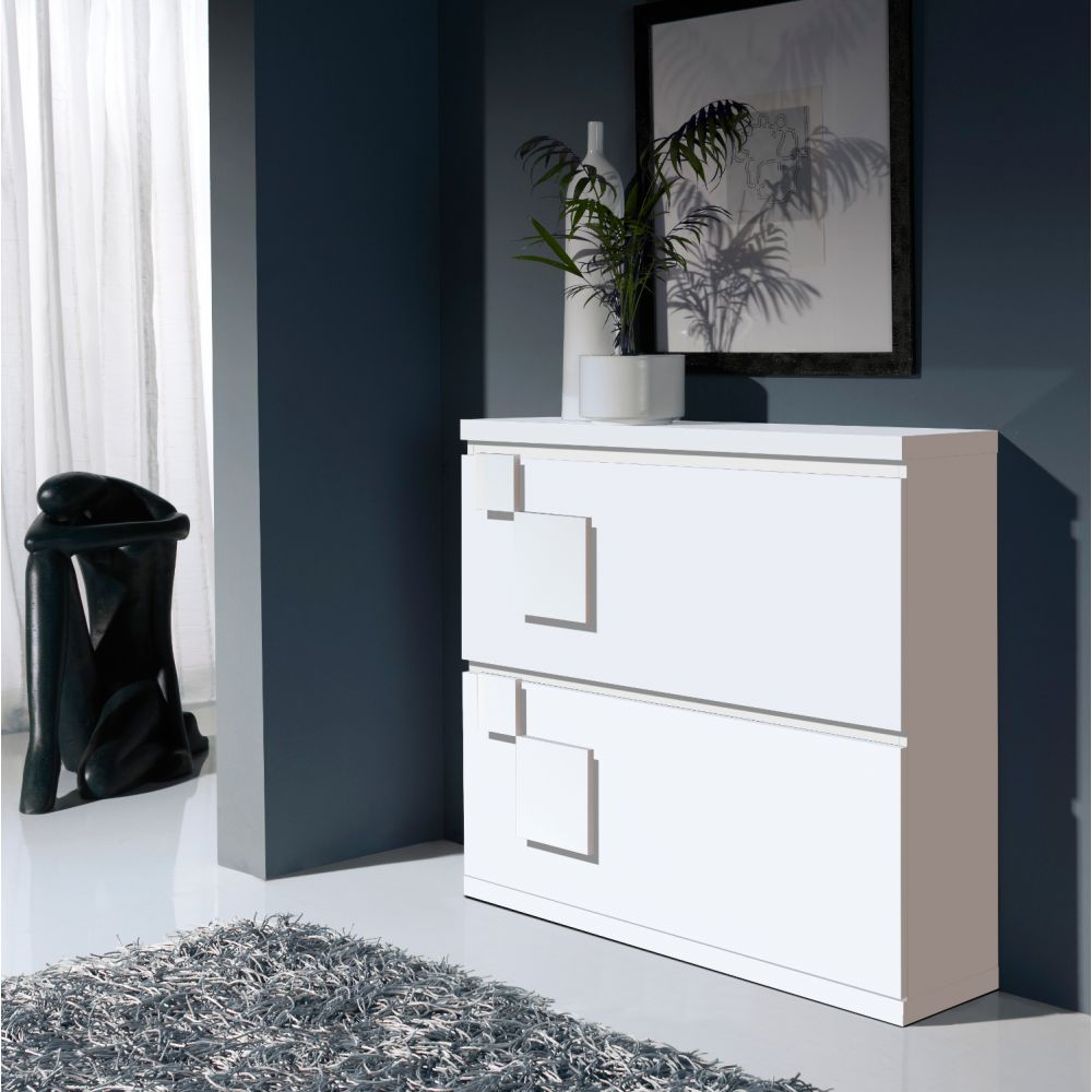meuble chaussures console. Black Bedroom Furniture Sets. Home Design Ideas