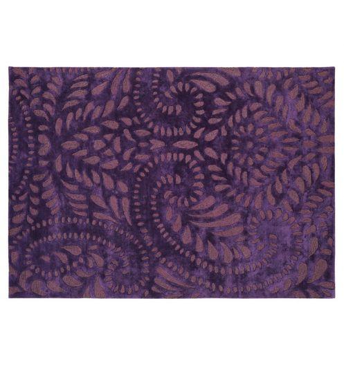 Pin tapis mauve tapis mauve avec galets dans un int rieur for Salon mauve