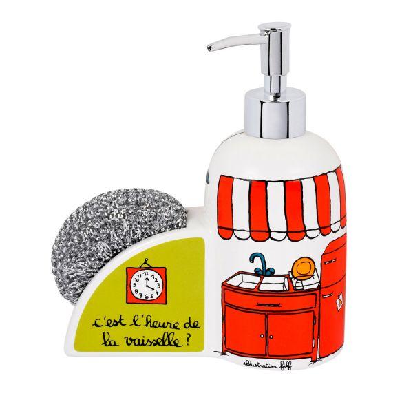 Deco et saveurs for Rangement savon