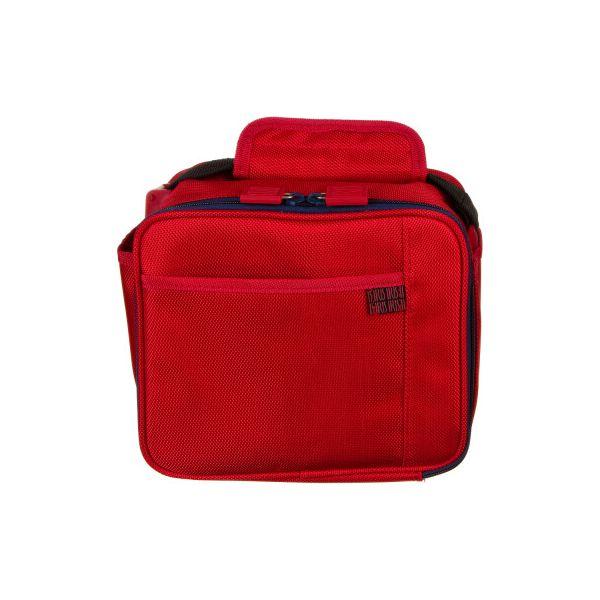 lunch box isotherme valisette rouge. Black Bedroom Furniture Sets. Home Design Ideas