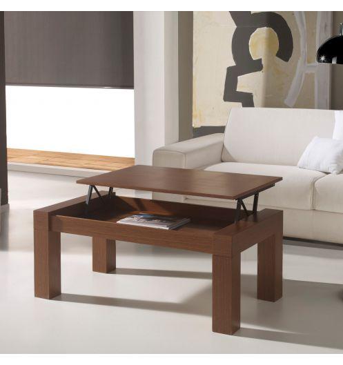 Table basse carree verre et bois - Table archibald maison du monde ...