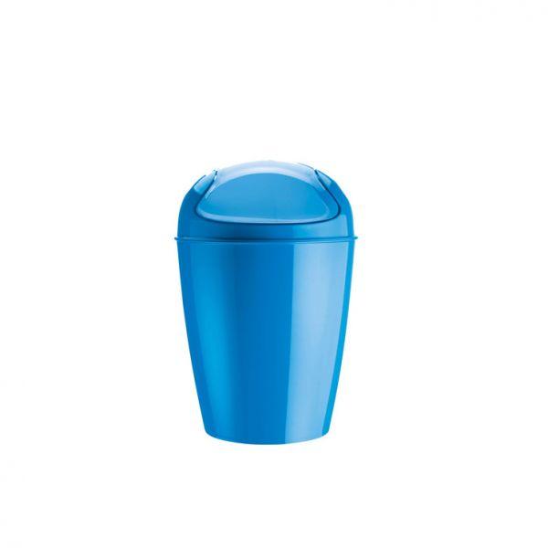 mini poubelle bleue koziol poubelle design. Black Bedroom Furniture Sets. Home Design Ideas