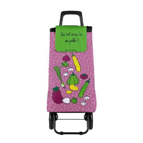 poussette de march isotherme accessoire pour les courses