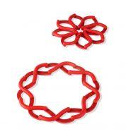 Dessous de plat Expanda rouge Umbra