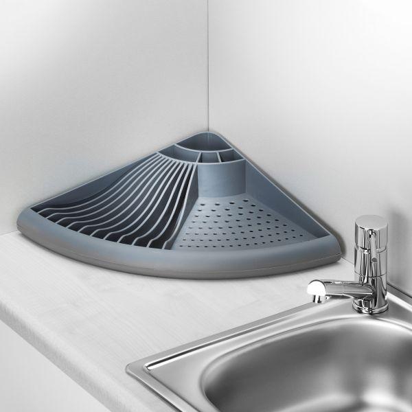 egouttoir vaisselle rouge cuisine. Black Bedroom Furniture Sets. Home Design Ideas
