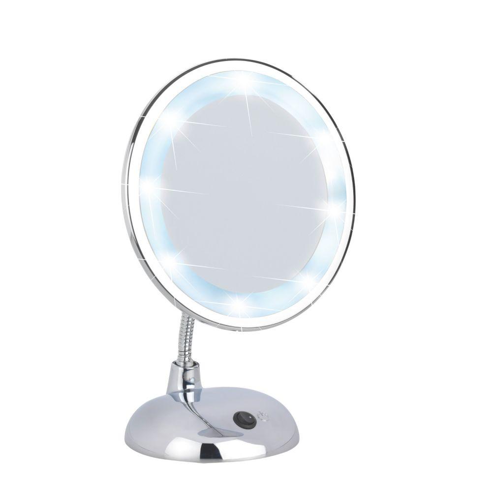 Miroir sur pied but images - Miroir salle de bain ovale ...