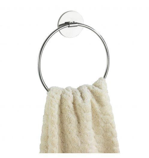Porte serviette anneau porte serviette salle de bain - Range serviette salle de bain ...